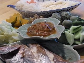 ママのスペシャルレッスン~野菜たっぷりタイ料理~