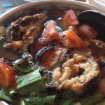 東北料理とベンジャロン焼き