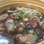 豚のしっぽ麺
