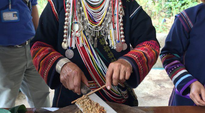 2018年チェンライ・チェンマイ北部の旅