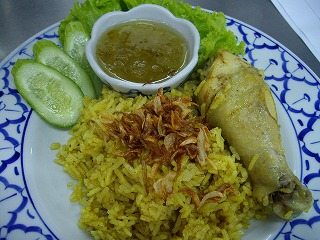 南タイ料理。
